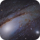 M31 core test,                                  paddy36