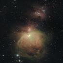 M42 Orion Nebula,                                gmehal