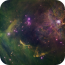 Herbig-Haro Object and NGC1999 in Orion,                                Tian Li 李天