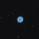 NGC 1501 HOO,                                mikefulb