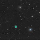 Nébuleuse du Hibou (M97) - Sadr Observatory,                                Julien Bourdette