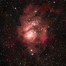 Lagoon Nebula M8,                                Tony Kim