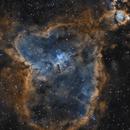 IC1805 - La nebuleuse du coeur,                                ZlochTeamAstro