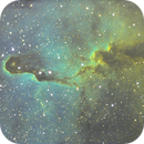 IC1396 Elephant's Trunk nebula,                                  Graham Winstanley