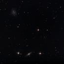 M 49, NGC 4526, NGC 4535 u.a. - Verlorene Galaxie u.a. / Lost Galaxy and others,                                Markus Adamaszek