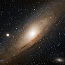 M31 Andromeda Galaxy,                                Robert Browning