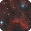 Ic 5070, The Pelican Nebula,                                  Vlaams59