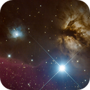 Unguided Flame, Horsehead, and that blue-white one.,                                Scotty Bishop