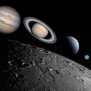 Solar system 2017,                    Carlumba93
