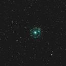 NGC 6543, The Cat's Eye Nebula,                                Bob Rucker