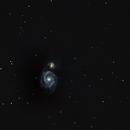 M51 'Hubble Palette',                                Slim