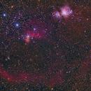 Orion's Belt,                                Ricardo Tortosa