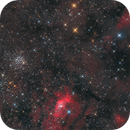 Bubble nebula and friends,                                -Amenophis-