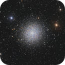 M13 - Great Globular Cluster in Hercules - APOD 2021-05-20,                                Martin Dufour