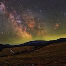 Milky Way 11/04/2021,                                Łukasz Żak