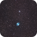 Messier 27 - Dumbbell Nebula,                                incanus