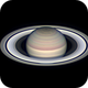 Saturn's multiple storm cells in the North North Temperate Belt,                    Niall MacNeill