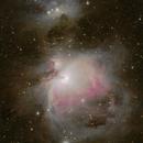 M42 - Winter 2014,                                Horst Twele
