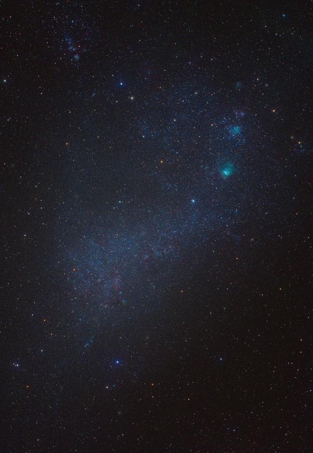 Small Magellanic Cloud Redux,                                Sigga