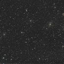Some galaxie in Virgo,                                Matthieu BUI