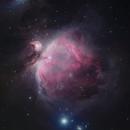 M42 (HaRGB),                                Gabriel Dornier