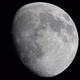 Moon in HDR,                                Norbert Reuschl