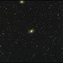M96 Galaxy Region,                                Nikola Nikolov