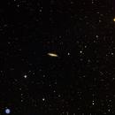 M108 - Spiral Galaxy,                                  Insight Observatory