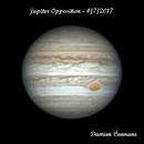 2017 Jupiter Opposition,                                Damien Cannane