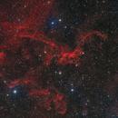 SH2-114 Flying Dragon nebula,                                Rick Stevenson