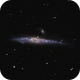 Whale and Hockey Stick galaxies,                                Arnau Romaguera C...