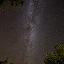 Californian Milky Way (Northen part),                                Cyril NOGER