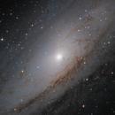 M31~The Core,                                Fluorine Zhu