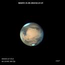 Mars 2014-04-25,                                Franco