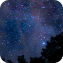 The Milky Way and Brocchi's cluster,                                James L. Bowden