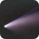 Comet Neowise Close up,                                wizard9