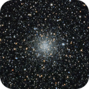 M56 - low galactic latitude globular cluster,                                Richard Kelley