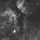 IC1318 - Ha filter,                                mdek