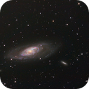 M106 LRGB,                                Matt McBee