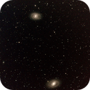 M 95 and M 96,                                Robin Clark - EAA imager