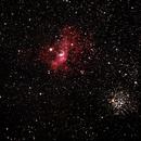 NGC7635,                                Andy Elliott