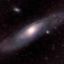 Andromeda Galaxy,                                  Gary Dorrian