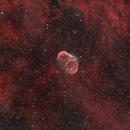 NGC 6888 Crescent Nebula,                                Michael Swanson