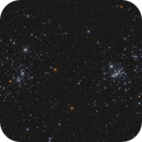 Double Cluster,                                  Scotty Bishop