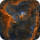 IC1805 The Heart Nebula  (HST),                                Marco Stra