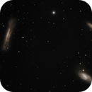 """Leo Triplet with Celestron 14"""" Edge HD and Starizona Hyperstar,                                Ray's Astrophotography"""