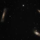 "Leo Triplet with Celestron 14"" Edge HD and Starizona Hyperstar,                                Ray's Astrophotog..."