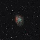 Messier 1 - The Crab Nebula,                                Evelyn Decker