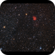 Star clusters NGC7788 & 7790 and nebula Sh2-168 in Cassiopeia HaRGB,                                Göran Nilsson