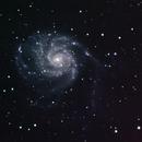 Pinwheelgalaxie M101,                                Caspar Schumann